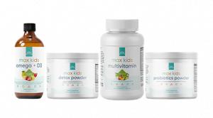max kids supplements multivitamin