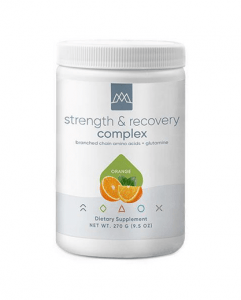 BCAA Strength and Recovery complex by MaxLiving