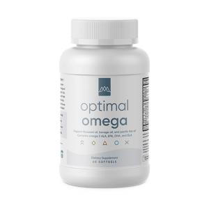 optimal omega fish oil supplement
