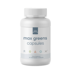 max greens capsules by MaxLivings
