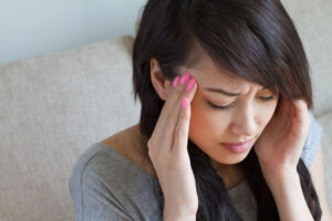 Chiropractic care can help remove the interference that contributes to migraines and other headaches.