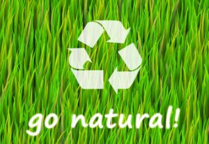 Go green and use natural cleaning products and personal care products to reduce your exposure to toxins.