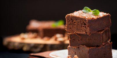 protien-packed brownies