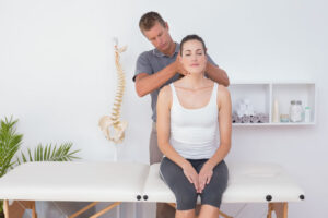 Chiropractic care as a natural approach to treat scoliosis.