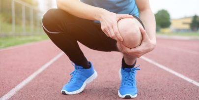 joint pain, athlete knee
