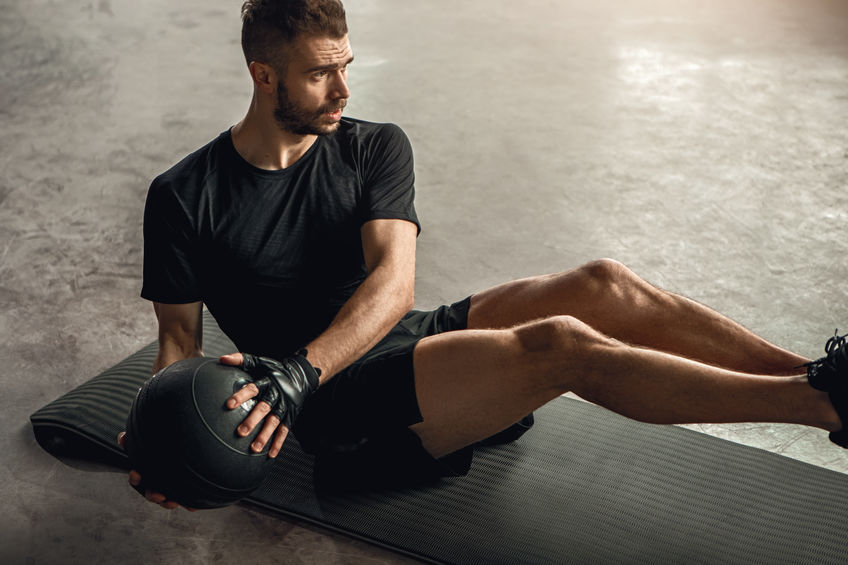 Core exercises are necessary in any workout plan.