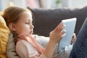 kids and technology ipad