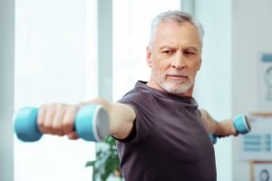 Men's health exercise and fitness