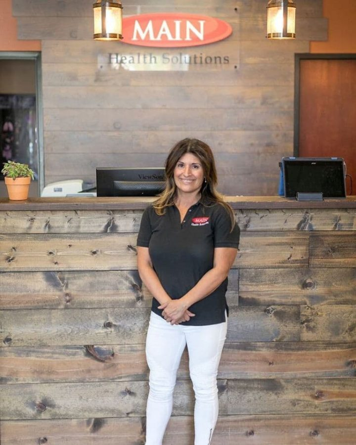 Dr. Rosie Main Meridian, ID Chiropractor Main Health Solutions