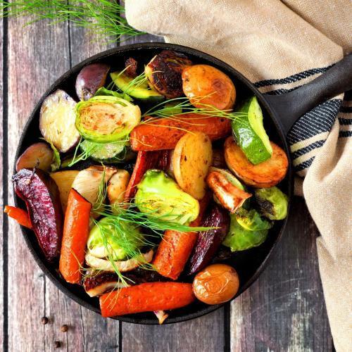 root vegetable recipe