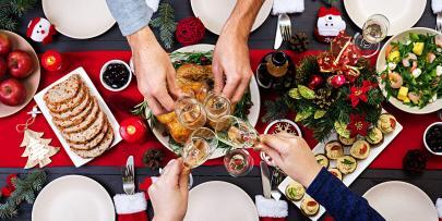 budget friendly tips for healthy holiday dinners