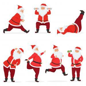 easy holiday exercises
