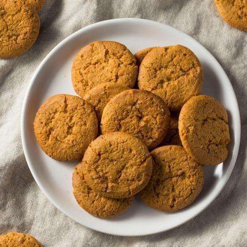 homemade gingersnap cookie recipe