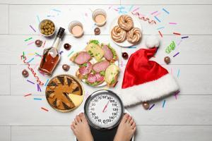 how to stay healthy and prevent weight gain over the holidays