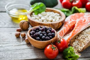 healthy foods and nutrition
