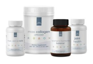 Age gracefully with MaxLiving's Healthy Aging Bundle for Women