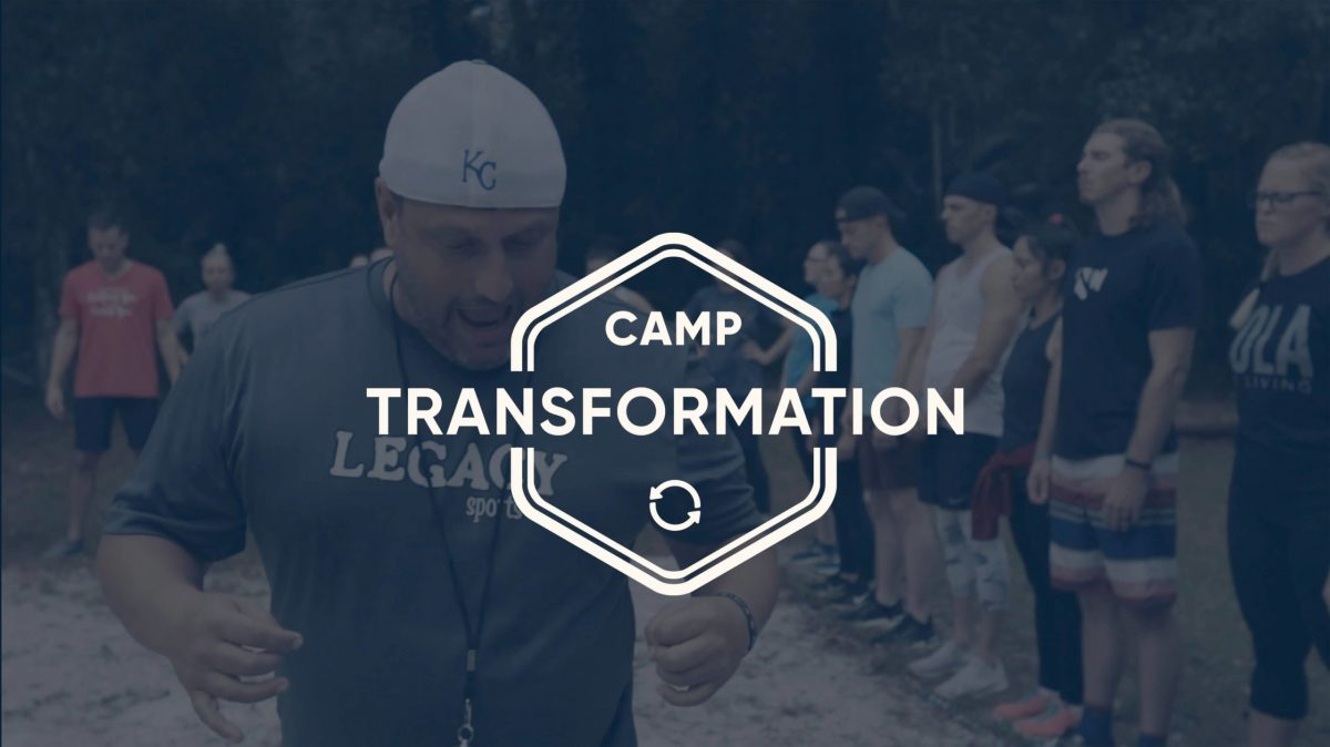 Events Camp Transformation