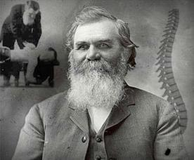 dd palmer founder of chiropractic