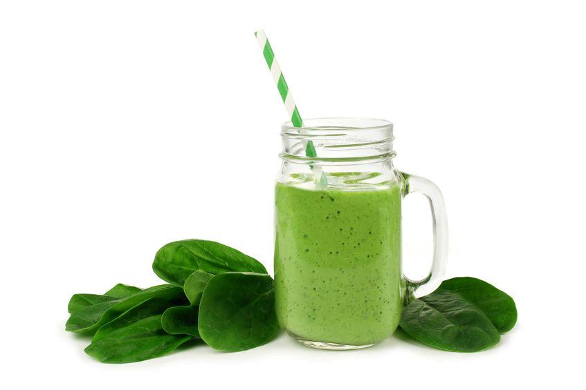 Greens detox drink