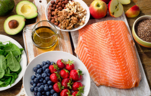 Foods that help you age gracefully and slow down the aging process
