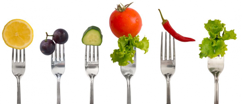 Good health starts with your fork