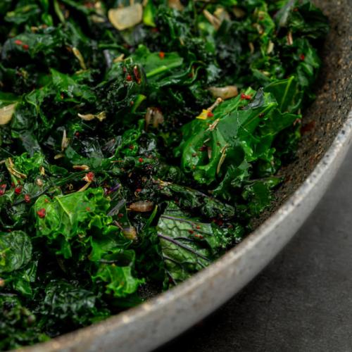 MaxLiving Greek Greens Recipe