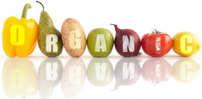 The importance of buying and eating organic foods.