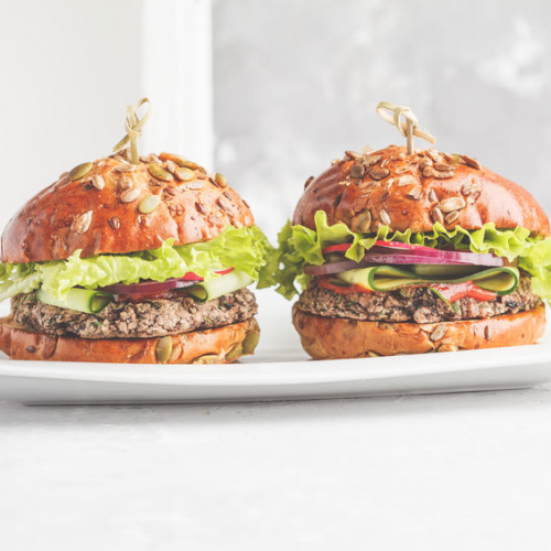 Black Bean Vegan Burger Recipe