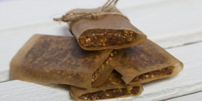 Protein almond bars recipe