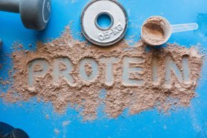 Protein powder and supplements
