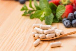 Multivitamins are recommended if you cannot get all the nutrients you need from whole foods.