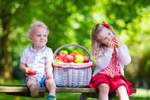 getting the right nutrients for your kids