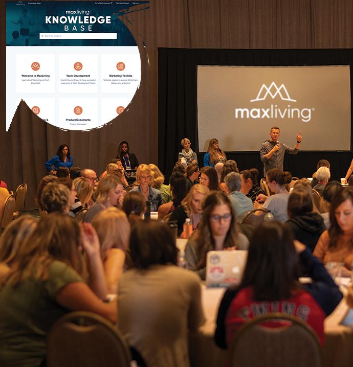 The MaxLiving Program