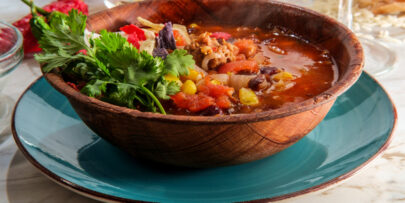 Quick and Easy Garden Soup Recipe