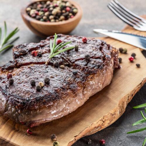 If you love steak you will love this pepper steak recipe